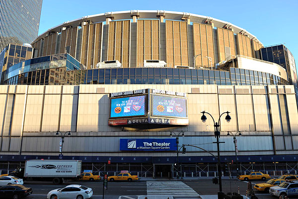 an analysis of the old madison square garden As released by the vatican we are in madison square garden, a place synonymous with this city this is the site of important athletic, artistic an.
